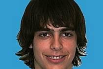 Hokejový útočník Robin Hanzl