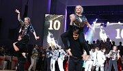10. Ples severočeských patriotů v Ústí nad Labem