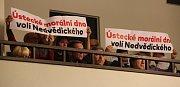 Jednání s volbou primátora Ústí nad Labem