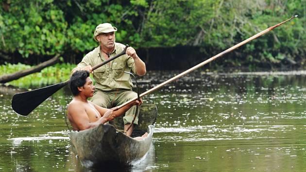 Za harpyjemi se Petr Slavík vydal do Venezuely.