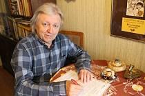Václav Neckář podpořil ústecký břestovec.