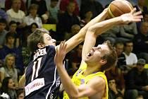 Do Děčína dorazí k sobotnímu derby basketbalisté Ústí.