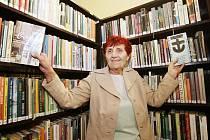 Anna Jarmanová přečetla za rok neuvěřitelných 655 knih.