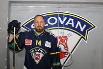 Michal Trávníček, HC Slovan Ústí nad Labem.