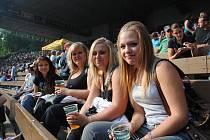 Pivovarské slavnosti v ústeckém Letním kině v roce 2011