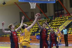 Sluneta Ústí - Brno, KNBL 2020/2021