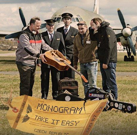 Albu Take It Easy kapely Monogram dodaly šmrnc instrumentální výkony iretro obal.