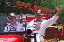 Sbor dobrovolných hasičů Ryjice oslavil kulaté výročí.