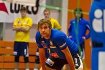 Milan Bican, zkušená opora volejbalistů Ústí.