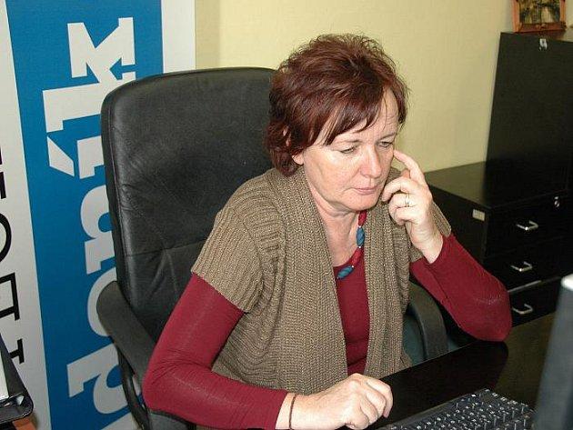 Miloslava Válková, starostka Neštěmic