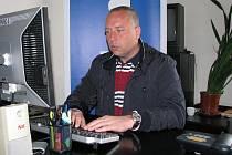 Petra Benda při online rozhovoru v redakci Ústeckého deníku.