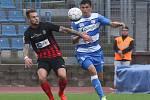 Fotbalový zápas Arma Ústí nad Labem a Opava