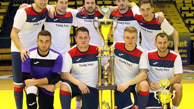 Vítězové turnaje Young Boys.