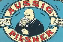 Na pivní etikety Březňáku se Cibich dostal v roce 1906 za rentu 30 tupláků piva týdně.