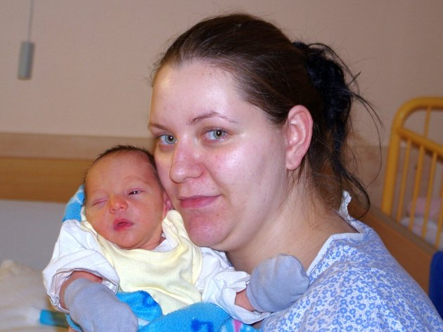 Patrik Müller se narodil v ústecké porodnici dne 28. 2. 2014 (12.09) mamince Evě Blahovcové, měřil cm, vážil 2,42 kg.