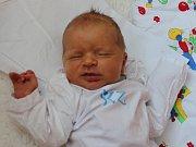 Dominik Fidler se narodil v ústecké porodnici 5.9.2016 (5.20) Lence Fidlerové. Měřil 50 cm, vážil 3,55 kg.