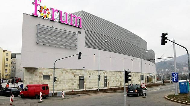 Obchodní centrum Forum.