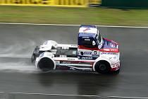 ME tahačů v Le Mans - David Vršecký s Buggyrou.