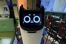 VReplay's restaurantu v Ústí nad Labem hosty obslouží robot