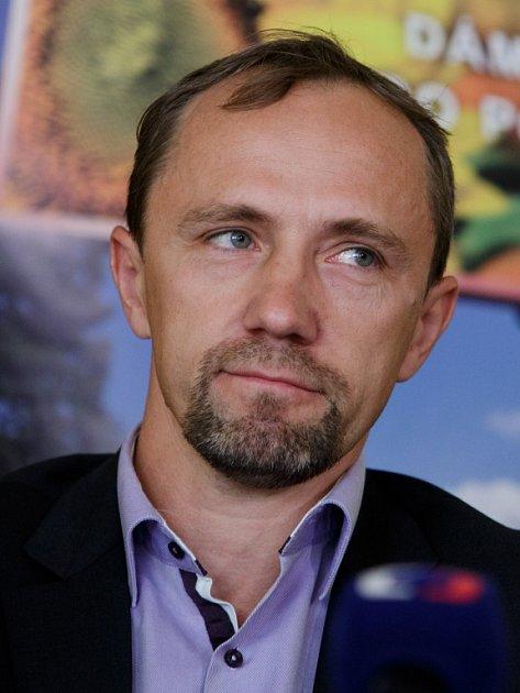 Leo Steiner, lídr KDU-ČSL.