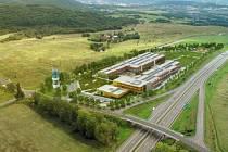 Vědecký park vzniká nedaleko Knínic. Firma Nupharo tu chce inkubátor nových technologií, místní lidé práci.