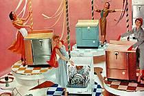 Sto dvacet let již uplynulo od doby, kdy získala myčka nádobí nejvyšší ocenění.