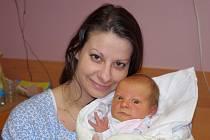 Klára Brandová se narodila v ústecké porodnici dne 7. 3. 2014 (23.59) mamince Anně Bašníkové, měřila 53 cm, vážila 4,02 kg.