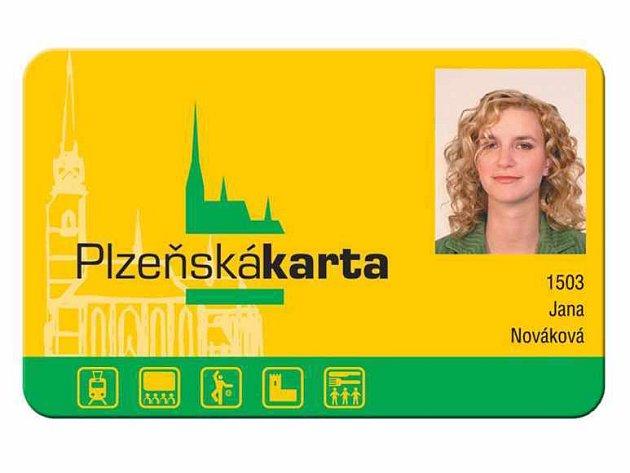 Plzeňská všestranná čipová karta