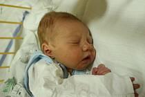 Tomáš Jůbl se narodil Martině Vrábíkové z Ústí nad Labem 22. října v 0.29 hod. v ústecké porodnici. Měřil 49 cm a vážil 3,35 kg.