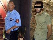 Strážníci zadrželi muže, který rozbil automat v herně.