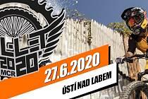 V sobotu 27. června se v Ústí jede MČR v městském sjezdu horských kol.