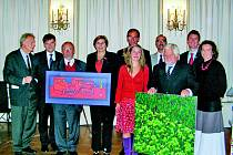 Udílení Umělecké ceny česko-německého porozumění se v loňském roce uskutečnilo v Lipsku.