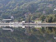 Vaňovský přístav.