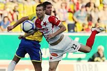 Gambrinus liga: Slavia Praha a FK Teplice