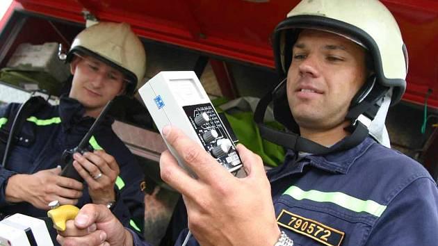Ústečtí hasiči vyjedou do Německa