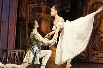 Generální zkouška na slavný ruský balet Popelka.
