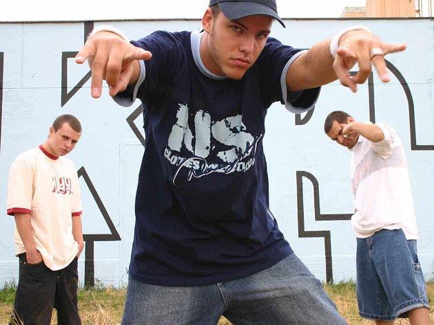 Hip hopoví drsňáci Kontrafakt