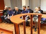 Trojice důchodců míří za mříže. Za únos ženy padly přísné tresty