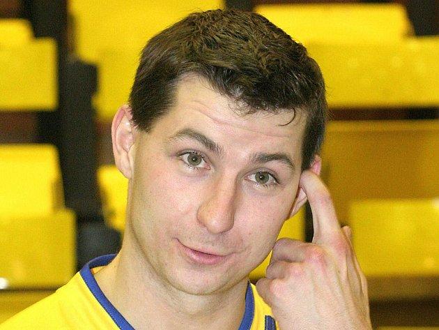 Volejbalista Václav Kopáček přestoupil z Ústí do Liberce.