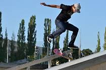 Skate Contest Ústí nad Labem.