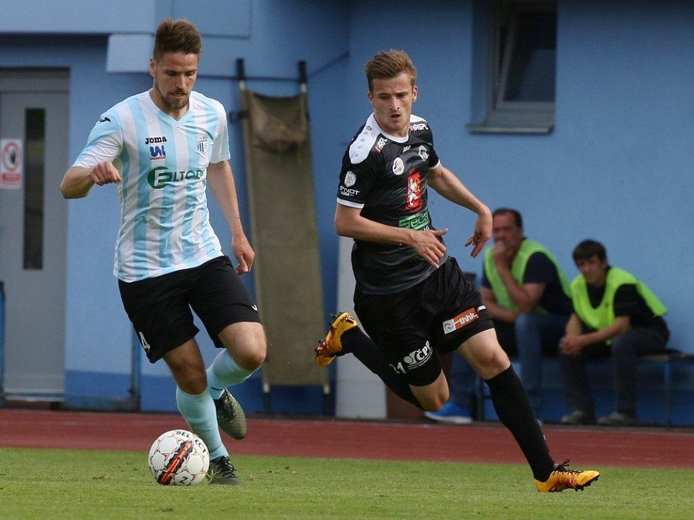 FK Ústí nad Labem - FC Hradec Králové.