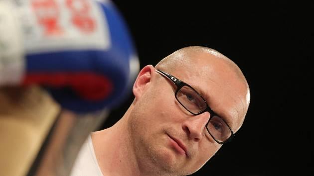 Bývalý boxer Lukáš Konečný je také podnikatelem a ústeckým radním.