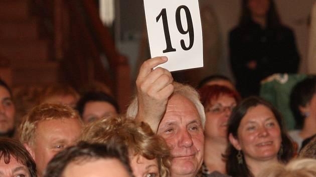 Dosavadních 17 aukcí pro Diakonii ČCE v Litoměřicích vyneslo celkem 3 546 479 Kč.
