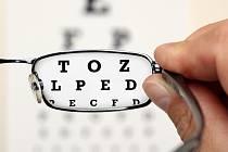Zrak patří k nejdůležitějším lidským smyslům. Ilustrační foto.