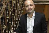 Ředitel Českého rozhlasu Sever Milan Knotek.