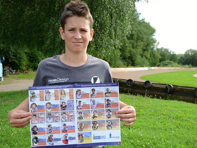 Adam Fencl obsadil třinácté místo.