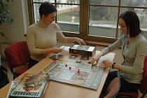 Zahrát si deskové hry nebo si je půjčit domů mohou návštěvníci Severočeské vědecké knihovny.