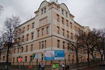 Střední průmyslová škola Resslova v Ústí nad Labem.