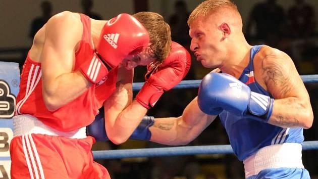 Velká cena Ústí nad Labem v boxu 2018.