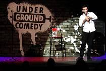 Stand-up show Underground Comedy.